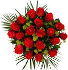 bloemetje versturen - rode rozen