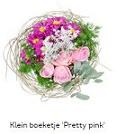 feestelijke bloemen - klein boeketje