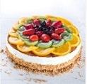 slagroomtaart met fruit bestellen